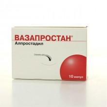 Buy Vasaprostan ampoules 20 mcg, 10 pcs