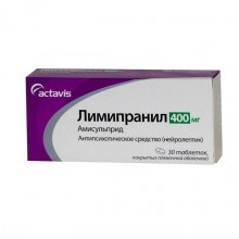Buy Lymipranil pills 400 mg, 30 pcs