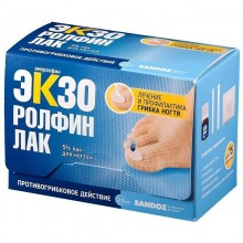 Buy Ekzolfinlak Other 5% 2.5 ml
