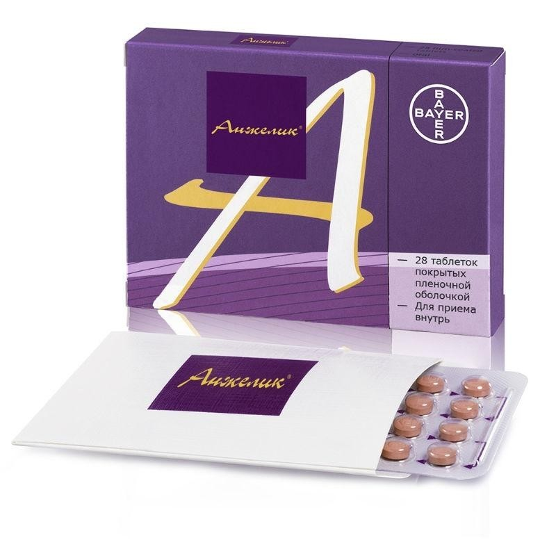 Buy Angeliq® pills 28 pcs
