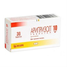 Buy Ariprisole pills 10 mg 30 pcs