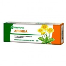 Buy Arnica, homeopathic ointment ointment 30 g