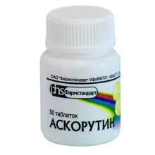 Buy Ascorutin pills 50 pcs
