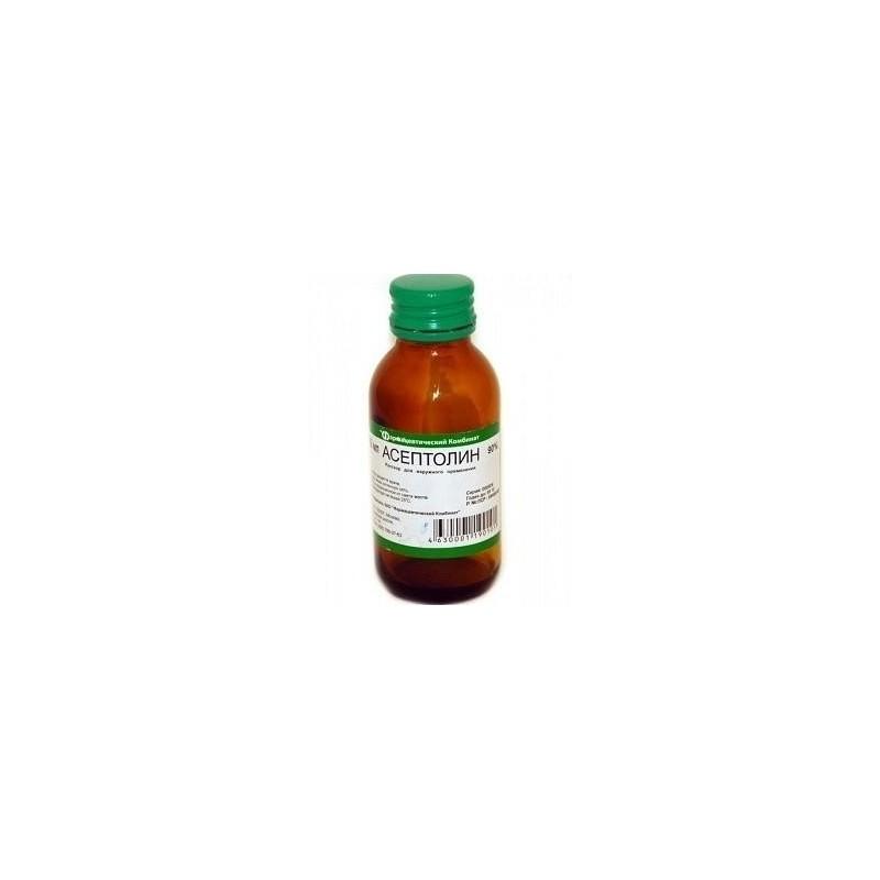 Buy Aseptolin bottle 90%, 100 ml