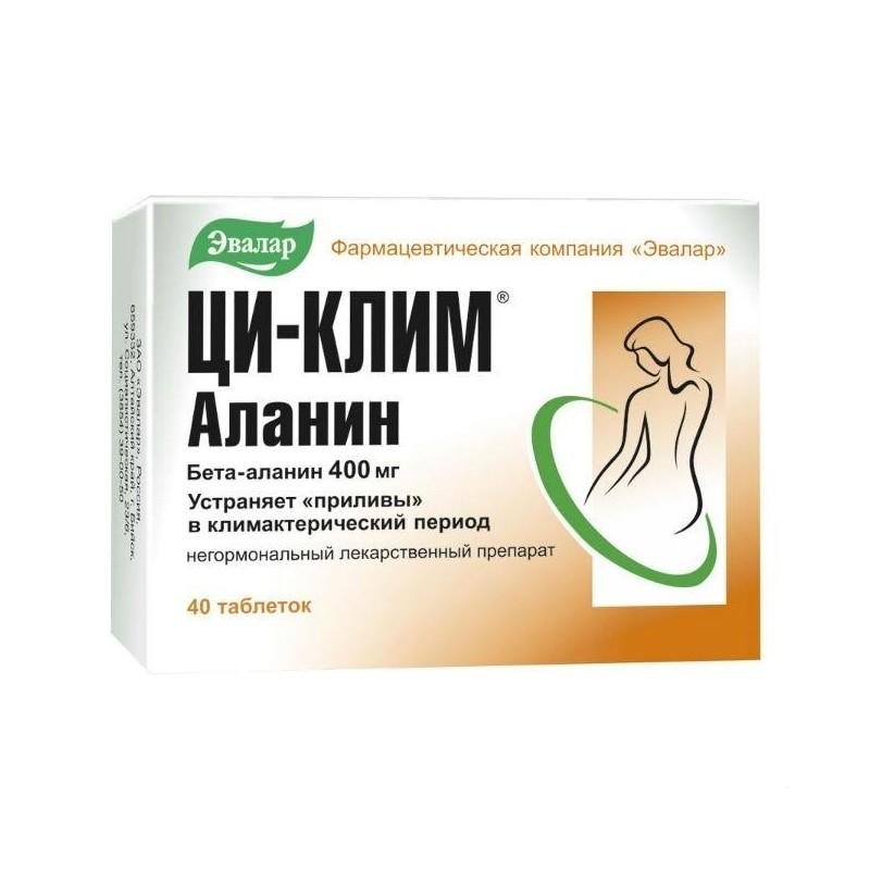 Buy C-klim Alanin pills 400 mg 40 pcs