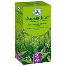 Buy Capsella bursa-pastoris tea bags 1.5 g 20 pcs