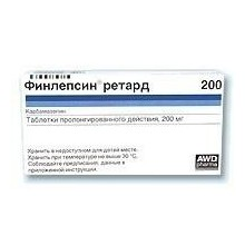 Buy Finlepsin retard pills 200 retard pills prolong. actions 200 mg 50 pcs