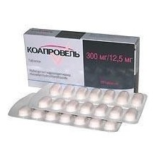 Buy Coaprovel pills 300/25 mg, 28 pcs