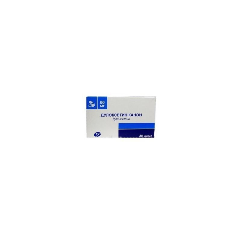 Buy Duloxetine capsules 60 mg 28 pcs