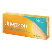 Buy Enerion pills 200 mg 20 pcs
