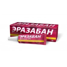 Buy Erazaban cream 10%, 2 g