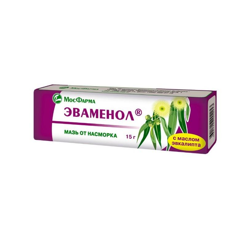 Buy Evamenol ointment 15 g