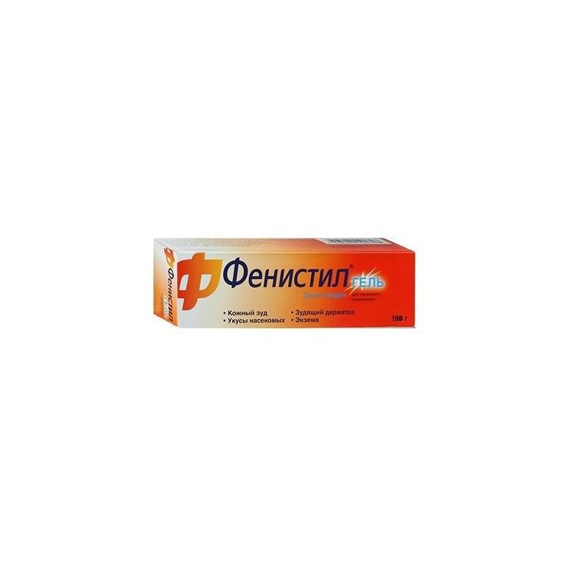 Buy Fenistil® gel 0.1% 100 g