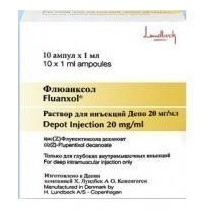 Buy Fluanxol® ampoules 20 mg/ml 1 ml 10 pcs