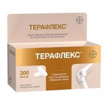 Buy Teraflex capsules 500 mg + 400 mg capsules 200 pcs