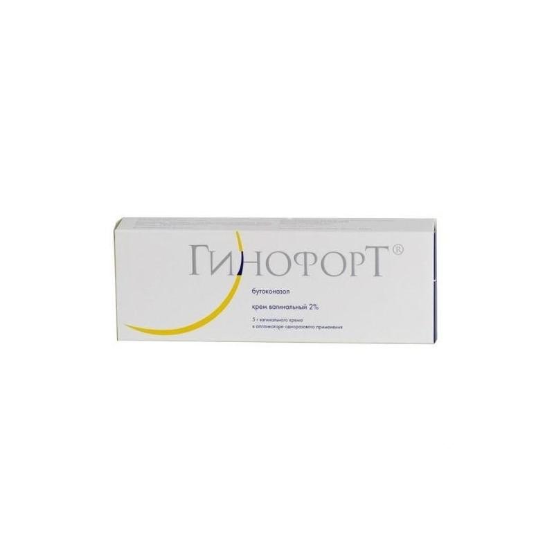 Buy Gynofort cream 20 mg/g, 5 g