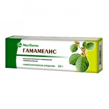 Buy Hamamelis virginiana ointment 30 g