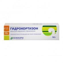 Buy Hydrocortisone ointment 1% 10 g