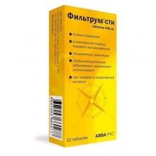 Buy Filtrum-STI pills 400 mg, 10 pcs