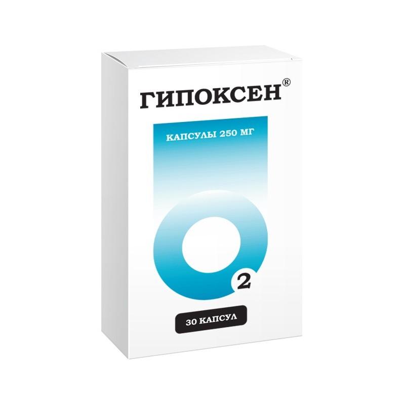 Buy Hypoxen capsules 0.25 g, 30 pcs
