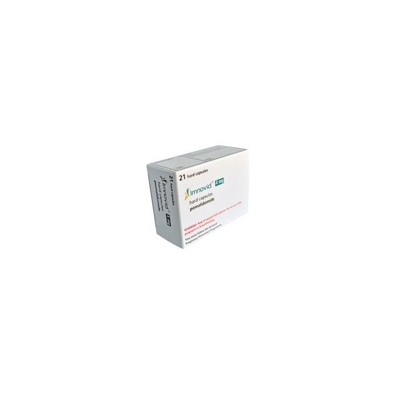 Buy Imnovid® capsules 4 mg 21 pcs packaging