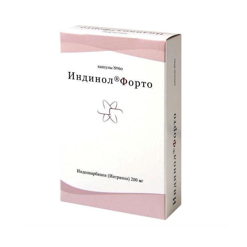 Buy Indinol capsules 60 pcs