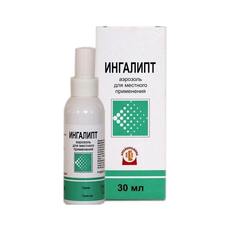 Buy Ingalipt spray can 30 ml