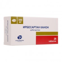 Buy Irbesartan pills 300 mg 28 pcs