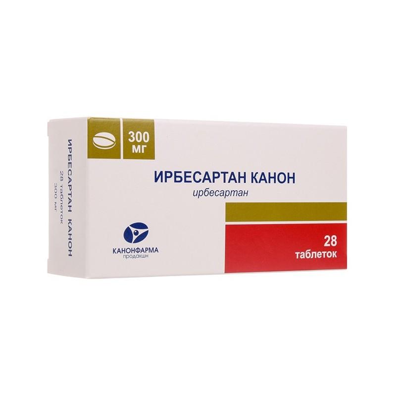 Buy Irbesartan pills 300 mg 28 pcs