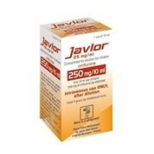 Buy Javlor solution 25 mg/ml 10 ml bottle 1 pc.