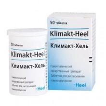 Buy Klimakt-Heel® pills 50 pcs