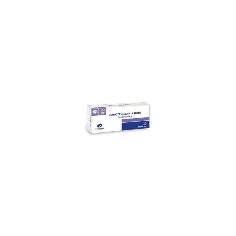 Buy Lamotrigine pills 100 mg 30 pcs
