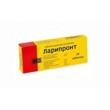 Buy Larypront® pills 20 pcs