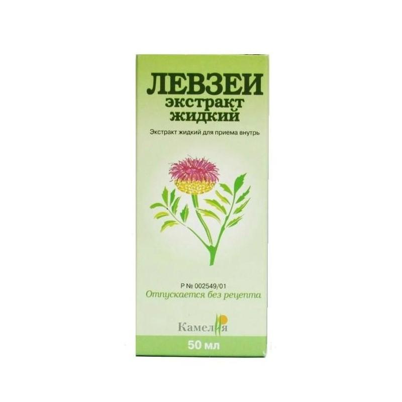 Buy Leuzea extract liquid liquid extract 50 ml