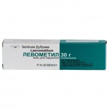 Buy Levomethyl ointment 30 g
