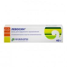 Buy Levosin ointment 40 g