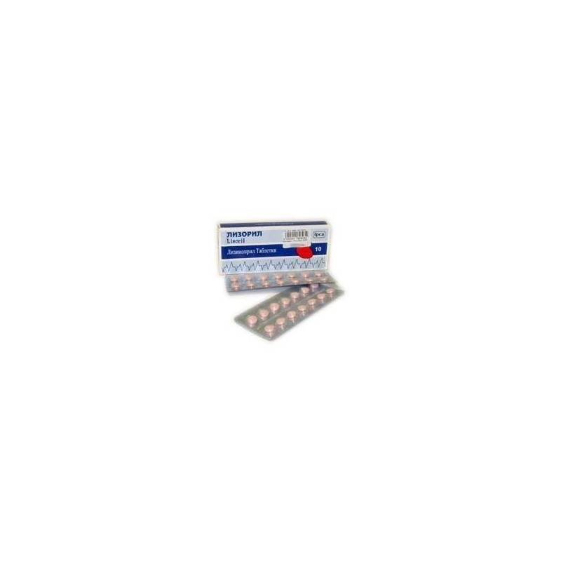 Buy Lizoril pills 10 mg, 28 pcs