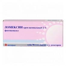 Buy Lomexin cream 2%, 78 g