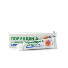 Buy Lorinden A ointment 15 g
