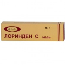 Buy Lorinden C ointment 15 g