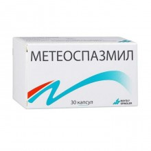 Buy Meteospasmyl capsules 30 pcs