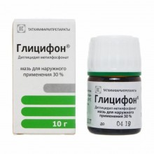 Buy Glytsifonovaya ointment 30% ointment 10 g
