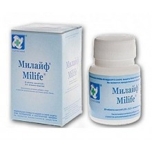 Buy Milife pills 500 mg 30 pcs packaging