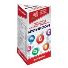 Buy Multifort® effervescent pills 14 pcs