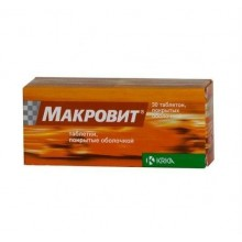 Buy Macrovit pills 30 pcs