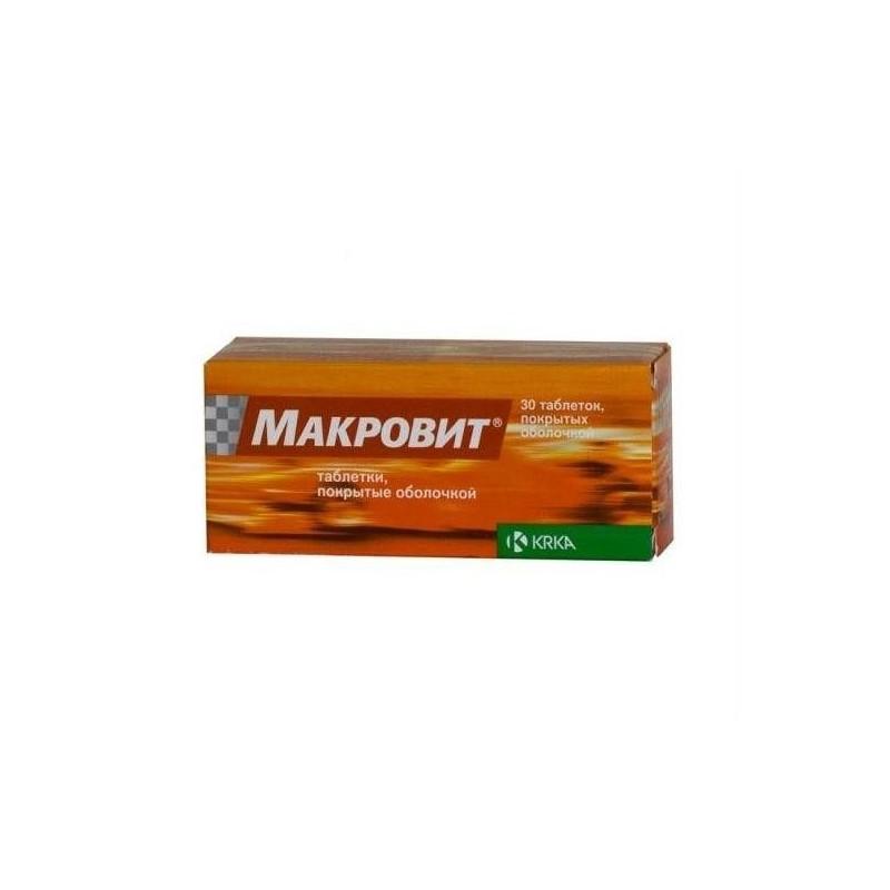 Buy Macrovit pills 30 pcs