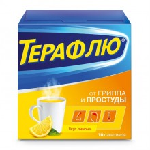 Buy Theraflu from cold and flu Extra tea bags 10 pcs