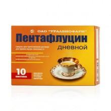 Buy Pentaflucin granules 5 g sachets 10 pcs