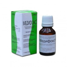 Buy Medifox bottle 5%, 24 ml