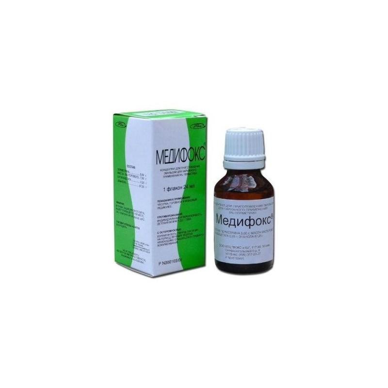 Buy Medifox bottle 5%, 24 ml
